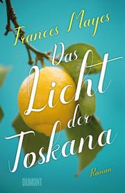 Das Licht der Toskana - Cover