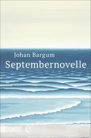 Septembernovelle - Cover