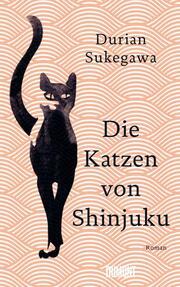 Die Katzen von Shinjuku - Cover