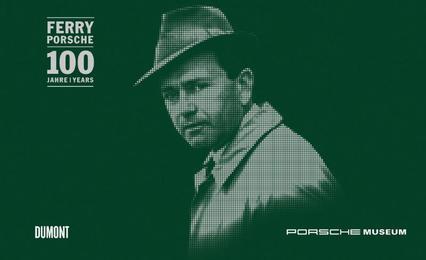 Ferry Porsche - 100 Jahre/Ferry Porsche - 100 Years