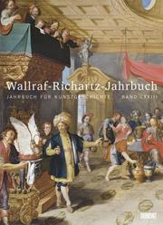 Wallraf-Richartz-Jahrbuch 2012