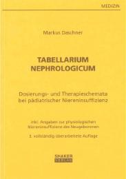 Tabellarium Nephrologicum