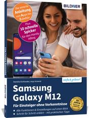 Samsung Galaxy M12- Für Einsteiger ohne Vorkenntnisse