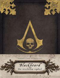 Blackbeard - Das verschollene Logbuch