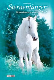 Sternentänzer, Band 33 - Die verschwundenen Ponys - Cover
