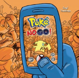 Poké NO GO! Der Cartoonband