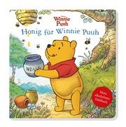 Disney Winnie Puuh: Honig für Winnie Puuh - Mein allerliebstes Fühlbuch