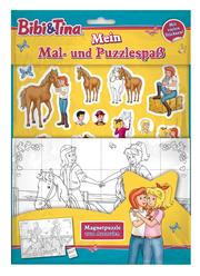 Bibi & Tina: Mein Mal- und Puzzlespaß