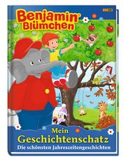 Benjamin Blümchen: Mein Geschichtenschatz: Die schönsten Jahreszeitengeschichten
