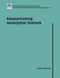 Klausurtraining Deskriptive Statistik