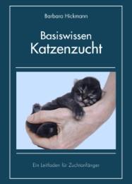 Basiswissen Katzenzucht - Cover