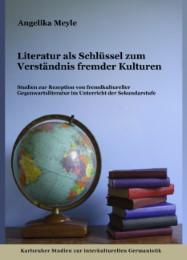 Literatur als Schlüssel zum Verständnis fremder Kulturen