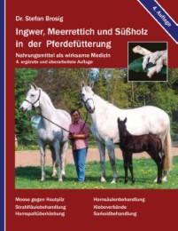 Ingwer und Meerrettich in der Pferdefütterung