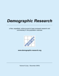 Demographic Research 9