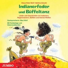 Indianerfeder und Büffeltanz