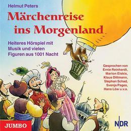 Märchenreise ins Morgenland