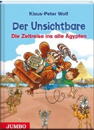 Der Unsichtbare und die Zeitreise ins alte Ägypten