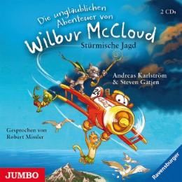 Die unglaublichen Abenteuer von Wilbur McCloud - Stürmische Jagd