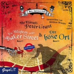 Ihr Einsatz, Peter Grant