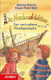 Die Nordseedetektive - Der versunkene Piratenschatz