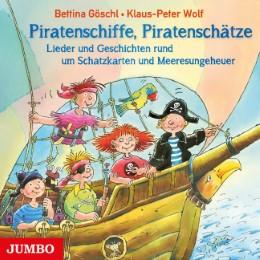 Piratenschiffe, Piratenschätze