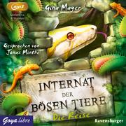 Internat der bösen Tiere 3 - Die Reise - Cover