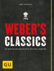 Weber's Classics - Cover