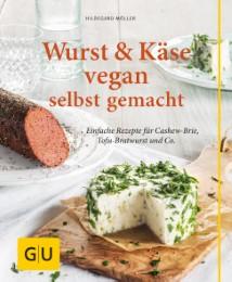 Wurst und Käse vegan