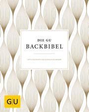 Die GU-Backbibel - Cover