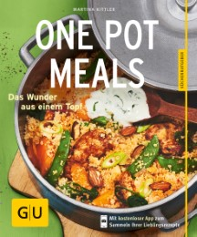 One Pot Meals - Cover