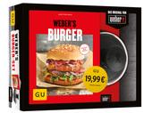 Weber's Burger-Set - Cover