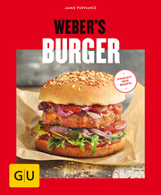 Weber's Burger - Cover