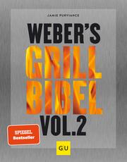 Weber's Grillbibel Vol. 2 - Cover