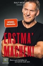 Erstma' machen! - Cover