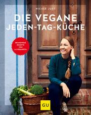 Die vegane Jeden-Tag-Küche - Cover