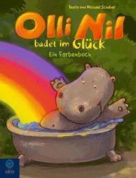 Olli Nil badet im Glück