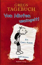 Von Idioten umzingelt! - Cover