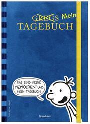 Gregs (Mein) Tagebuch Blau
