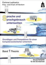 Sprache und Sprachgebrauch untersuchen 1 - Theorie
