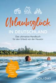 Urlaubsglück in Deutschland - Cover
