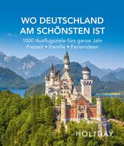 Wo Deutschland am schönsten ist - Cover