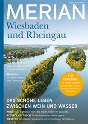 MERIAN Magazin Wiesbaden und der Rheingau