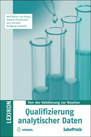 Lexikon Qualifizierung analytischer Daten