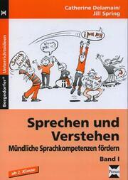 Sprechen und Verstehen - Band I
