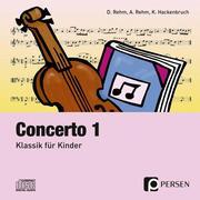 Concerto 1 - CD
