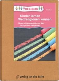 Kinder lernen Weltreligionen kennen