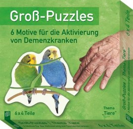 Groß-Puzzles: Thema 'Tiere'
