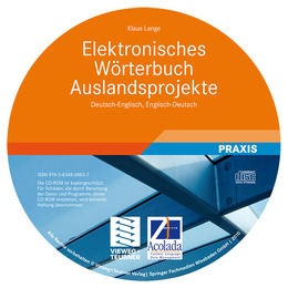 Elektronisches Wörterbuch Auslandsprojekte/Electronic Dictionary of Projects Abroad