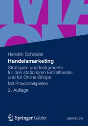 Handelsmarketing - Cover