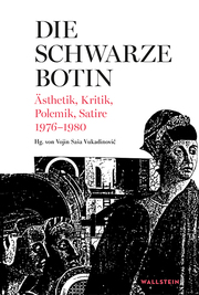 Die Schwarze Botin - Cover